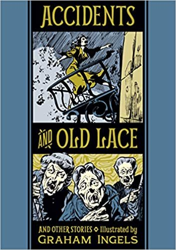 Accidents and Old Lace and Other Stories (The EC Comics Library): 0
