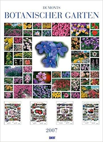 DuMonts Botanischer Garten - Kalender 2007