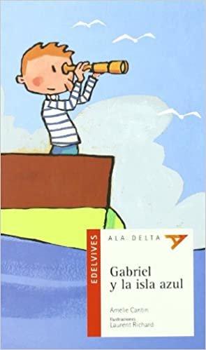Gabriel Y La Isla Azul (Ala delta: serie roja/ Hang Gliding: Red Series)
