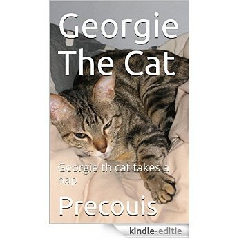 Georgie The Cat: Georgie the cat takes a nap (Georgie and his family Book 1) (English Edition) [Kindle-editie]