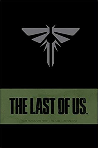 LAST OF US HARDCOVER RULED JOURNAL (Insights Journals)