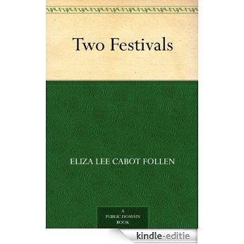 Two Festivals (English Edition) [Kindle-editie]
