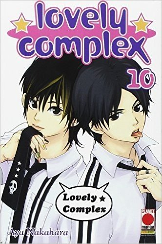 LOVELY COMPLEX 10