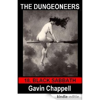 Black Sabbath (The Dungeoneers Book 18) (English Edition) [Kindle-editie]