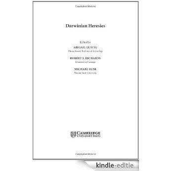 Darwinian Heresies [Kindle-editie]