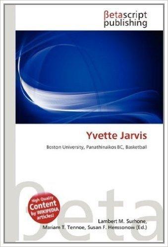 Yvette Jarvis