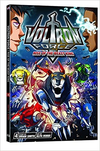 VOLTRON FORCE GN VOL 04 (C: 1-0-2)
