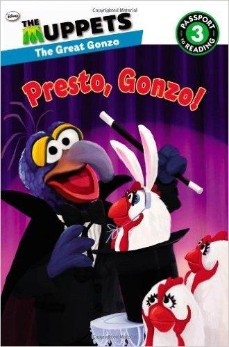 The Muppets: Presto, Gonzo!
