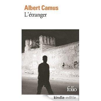 L'étranger (Folio) [Kindle-editie]