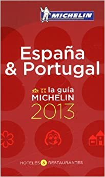Michelin Guide Spain Portugal   2013