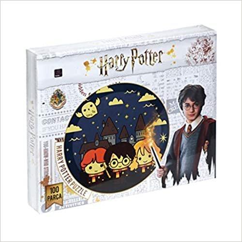 Laço Kids Harry Potter 100 Parça Puzzle