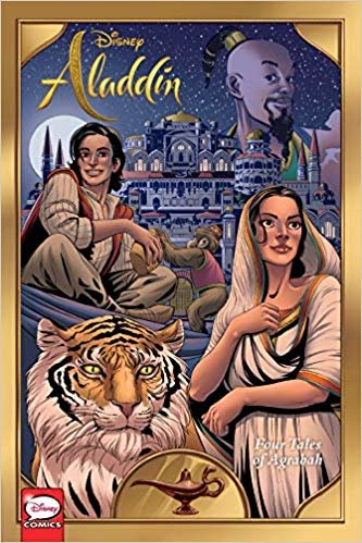Disney Aladdin: Four Tales of Agrabah (Graphic Novel)