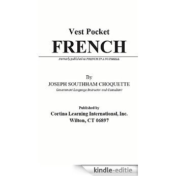 Vest Pocket French (English Edition) [Kindle-editie]