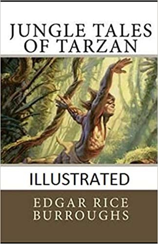 Jungle Tales of Tarzan Illustrated