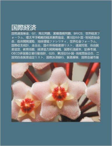 Guo Ji J Ng Ji: Guo Ji T Ng Huo J J N, G7, Nan B I Wen Ti, Lei J Zhai Wu Wen Ti, Brics, Shi Jie J Ng Jif Ramu