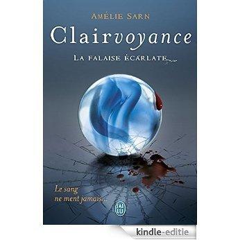 Clairvoyance : La falaise écarlate (Semi poche Imaginaire) [Kindle-editie]