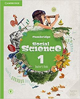 Cambridge Social Science Level 1 Teacher's Book with Downloadable Audio (Social Science Primary)