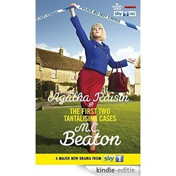 Agatha Raisin and the First Two Tantalising Cases: The Quiche of Death & The Vicious Vet (English Edition) [Kindle-editie]