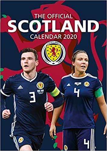 The Official Scottish National Football Team 2020 Calendar