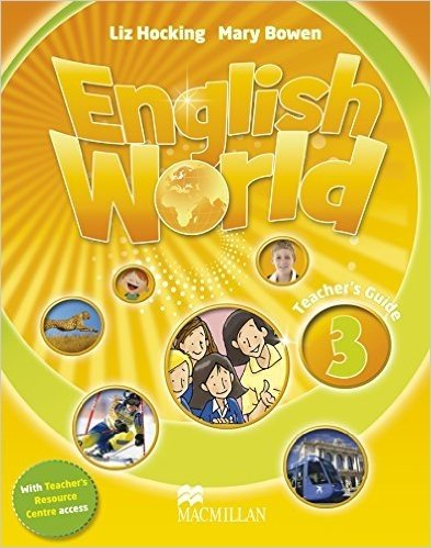 English World: Teacher's Guide & Webcode Pack Level 3