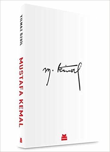 Mustafa Kemal (İngilizce) Ciltli