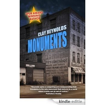 Monuments: A Novel (Sandhill Chronicles Book 4) (English Edition) [Kindle-editie]