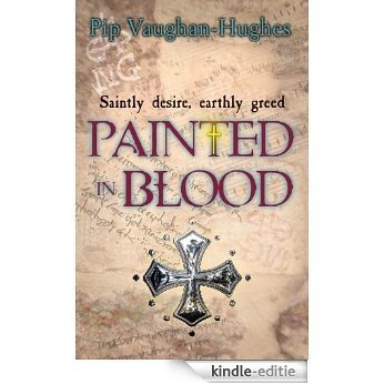Painted in Blood (Petroc) (English Edition) [Kindle-editie]