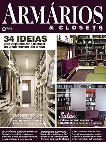 Armários & Closets: Edição 21