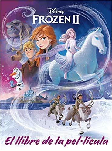 Frozen 2. El llibre de la pel·lícula (Disney)