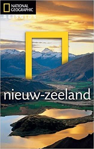 National Geographic reisgidsen Nieuw-Zeeland