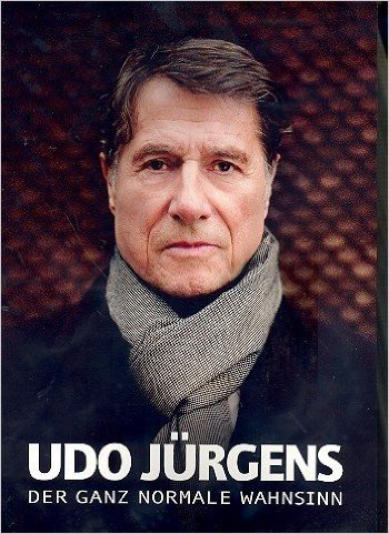 Udo Jürgens: Der ganz normale Wahnsinn, spartiti per pianoforte, canto e chitarra