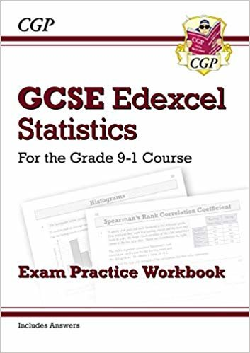 New GCSE Statistics Edexcel Exam Practice Workbook - for the Grade 9-1 Course (includes Answers)