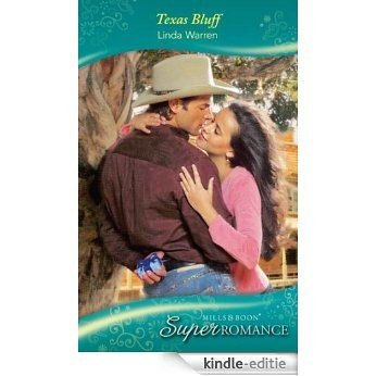 Texas Bluff (Mills & Boon Superromance) (Texas Hold 'Em, Book 5) [Kindle-editie]