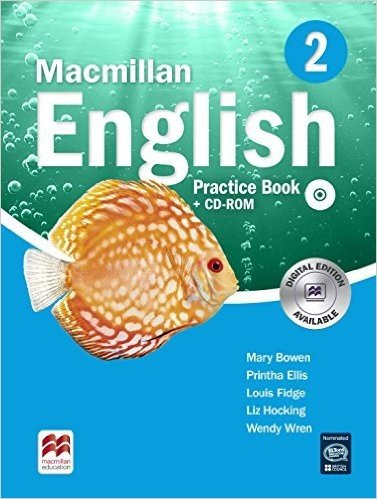 Macmillan English Practice Book & CD-ROM Pack New Edition Level 2