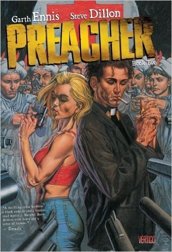 Preacher Book Two コメント