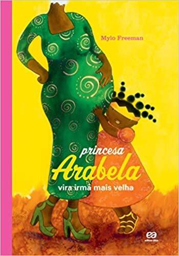 Princesa Arabela vira irmã mais velha