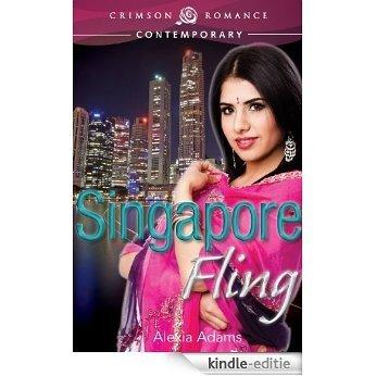 Singapore Fling (Crimson Romance) [Kindle-editie]