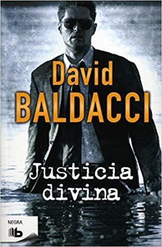 Justicia divina / Divine Justice (Serie Camel Club)