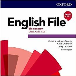 English File: Elementary: Class Audio CDs