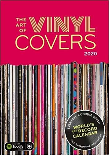 The Art of Vinyl Covers 2020: Every Day a Great and Unique Cover