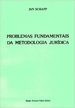 Problemas Fundamentais Da Metodologia Juridica