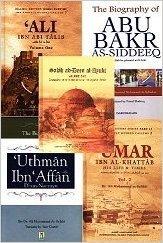 Bio Of Ali,Ummar,Abu Bakar Siddique,Uthman,Salahudin Ayubi, Set