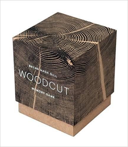 Woodcut Memory Game /Anglais (Games)