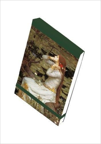 JW Waterhouse, Pocket Notepad