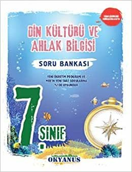 7. Sınıf Din Kültürü Ve Ahlak Bilgisi Soru Bankası Okyanus Yayınl