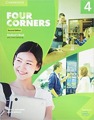 Four Corners 4 Student Book With /Online Self Study 02 Edition