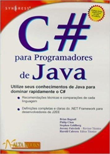 C# Para Programadores De Java