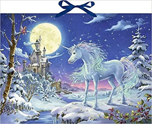 Coppenwrath Advent Wall Calendar Unicorn In The Magic Forest