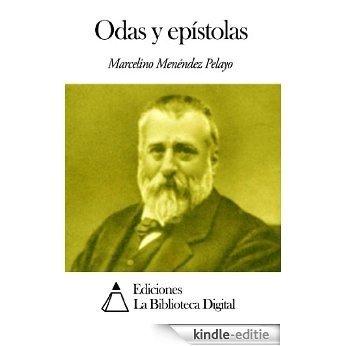 Odas y epístolas (Spanish Edition) [Kindle-editie]