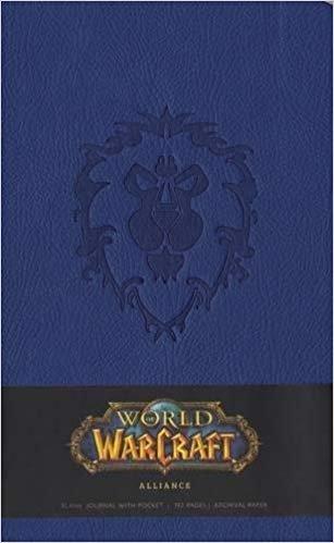WORLD OF WARCRAFT ALLIANCE HARDCOVER BLANK JOURNAL (Insights Journals)